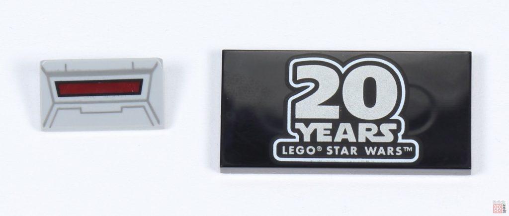 LEGO® Star Wars™ 40333 Schlacht um Hoth - bedruckte Teile | ©2019 Brickzeit