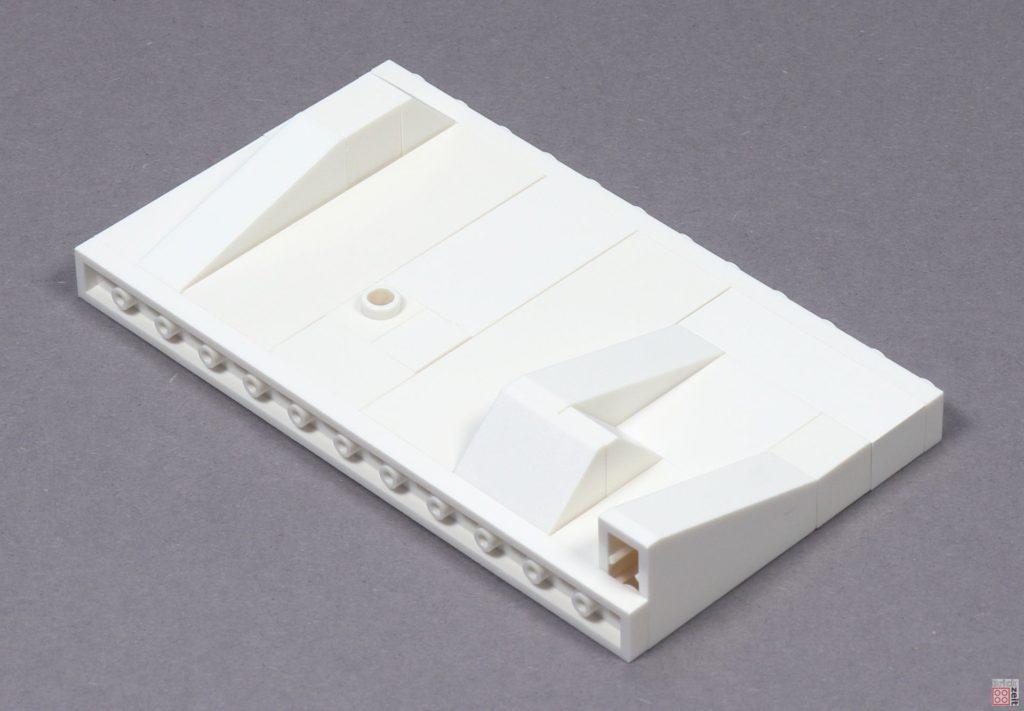 LEGO® Star Wars™ 40333 Schlacht um Hoth - 2. Platte | ©2019 Brickzeit
