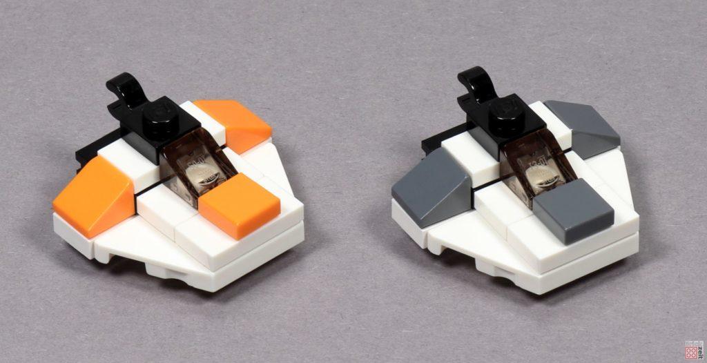 LEGO® Star Wars™ 40333 Schlacht um Hoth - Mini Snowspeeder | ©2019 Brickzeit