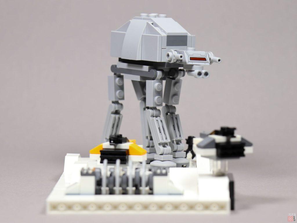 LEGO® Star Wars™ 40333 Schlacht um Hoth - fertig, Bild 3 | ©2019 Brickzeit