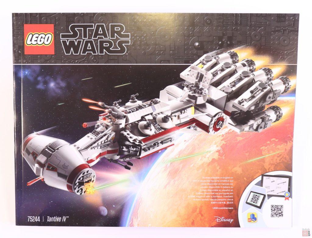 LEGO® Star Wars™ 75244 - Anleitung | ©2019 Brickzeit