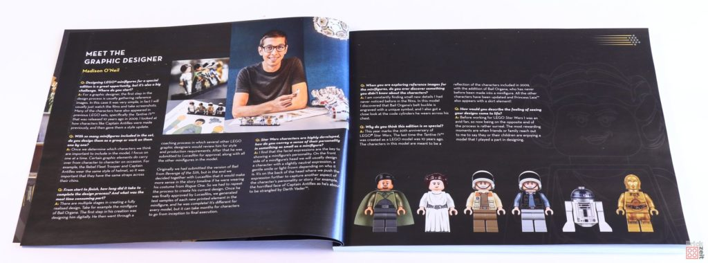 LEGO® Star Wars™ 75244 - Booklet 4 | ©2019 Brickzeit