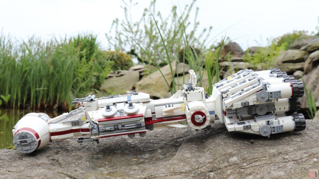 LEGO 75244 - Tantive IV auf Insel 1 | ©2019 Brickzeit