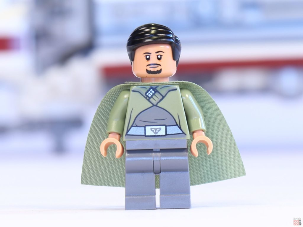 LEGO® 75244 - Bail Organa, Vorderseite | ©2019 Brickzeit