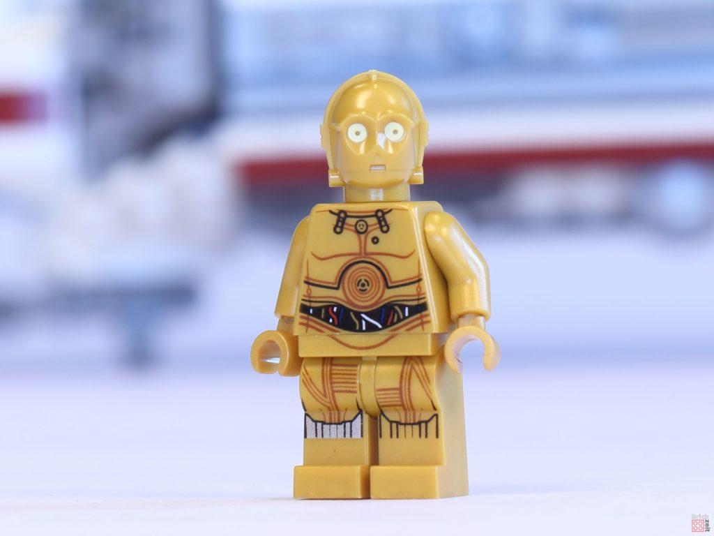 LEGO® 75244 - C-3PO | ©2019 Brickzeit