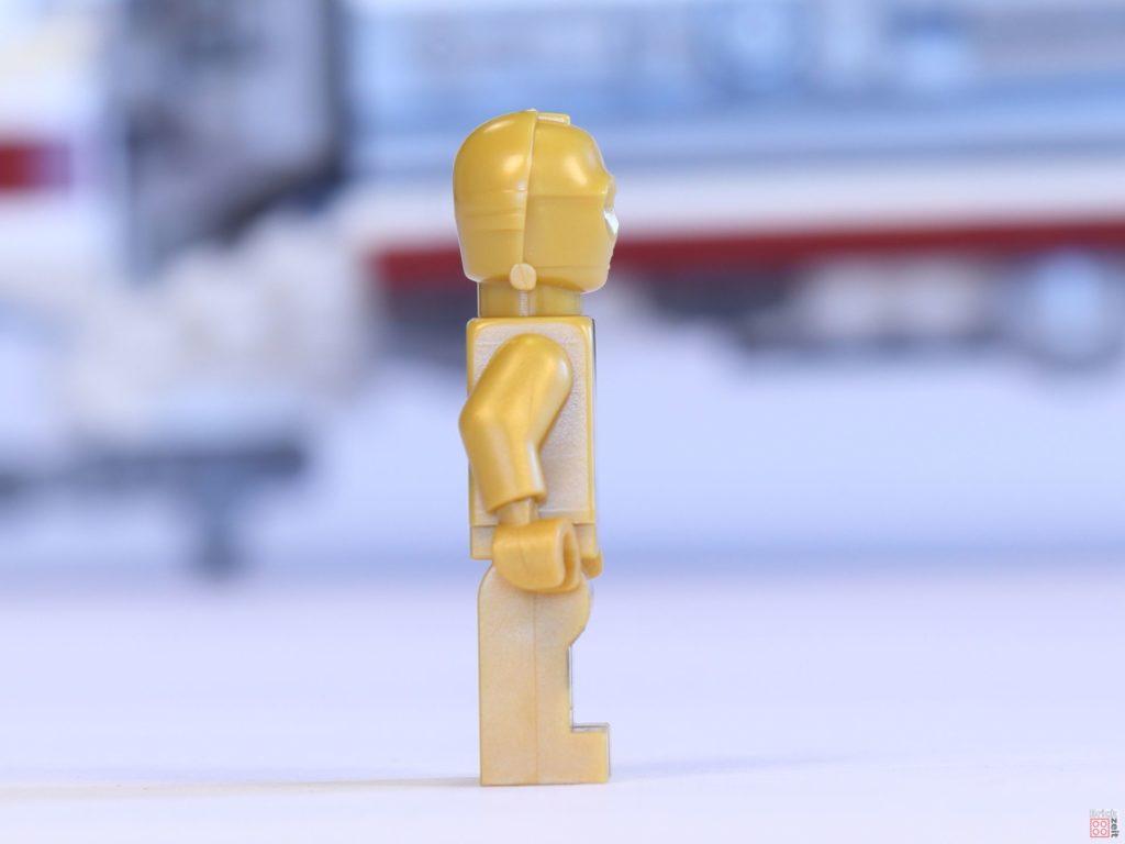 LEGO® 75244 - C-3PO, rechte Seite | ©2019 Brickzeit