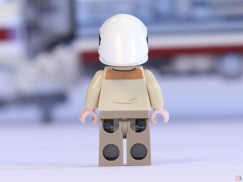 LEGO® 75244 - Captain Raymus Antilles, Rückseite | ©2019 Brickzeit