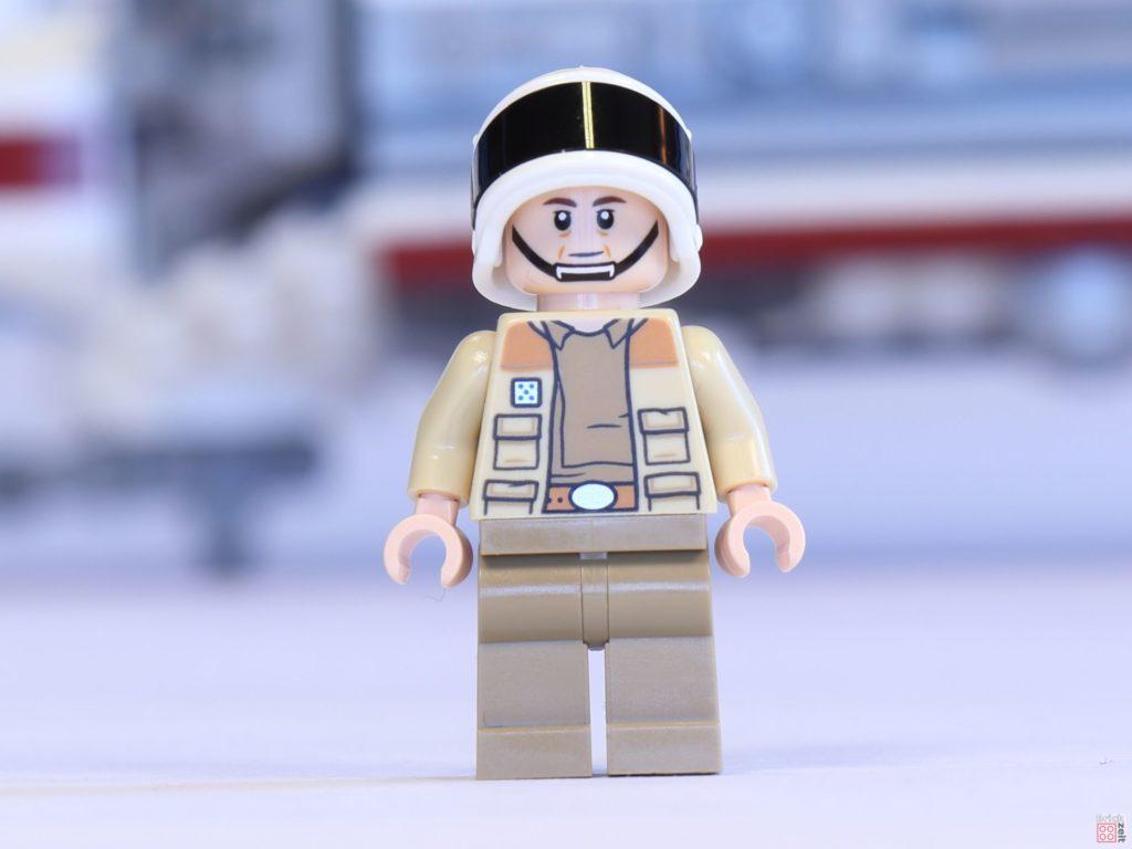 LEGO® 75244 - Captain Raymus Antilles, Vorderseite | ©2019 Brickzeit