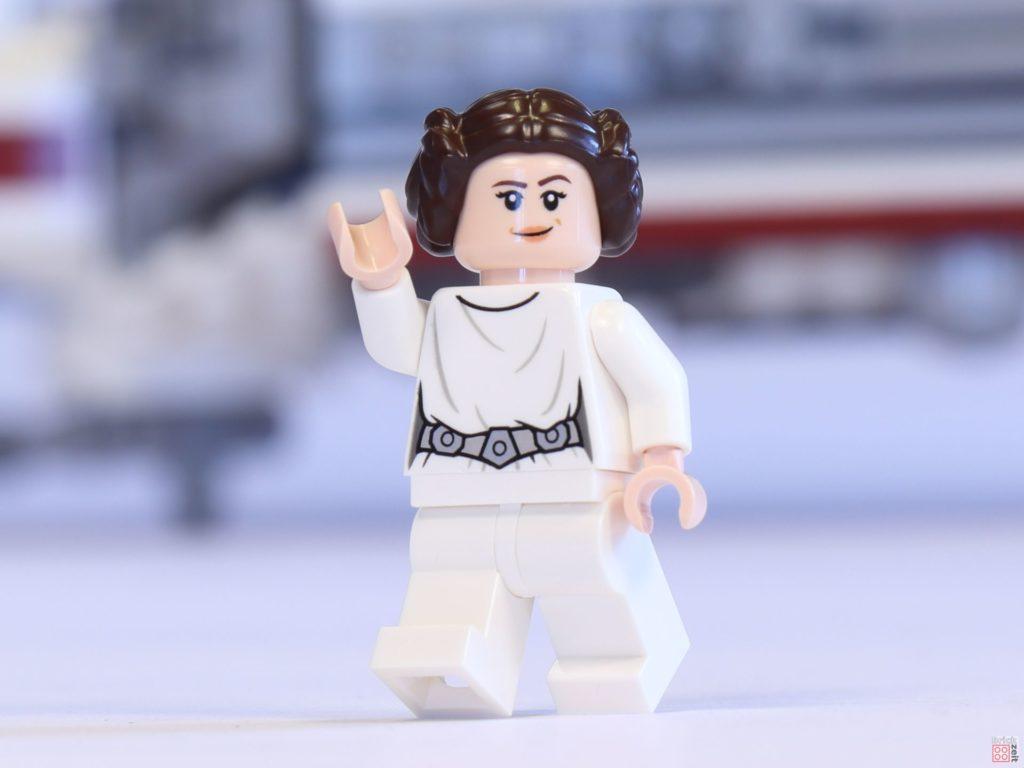 LEGO® 75244 - Prinzessin Leia Organa mit normalen Beinen | ©2019 Brickzeit