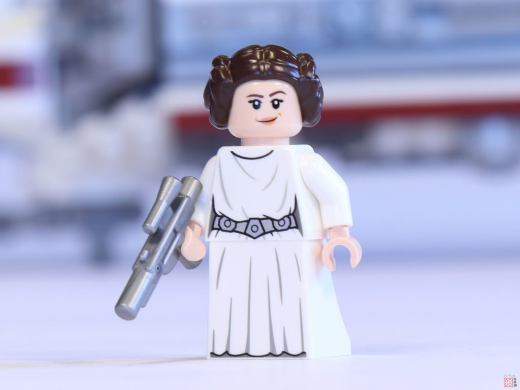 LEGO® 75244 - Prinzessin Leia Organa mit Rock und Blaster | ©2019 Brickzeit