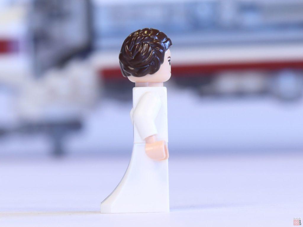 LEGO® 75244 - Prinzessin Leia Organa mit Rock, rechte Seite | ©2019 Brickzeit
