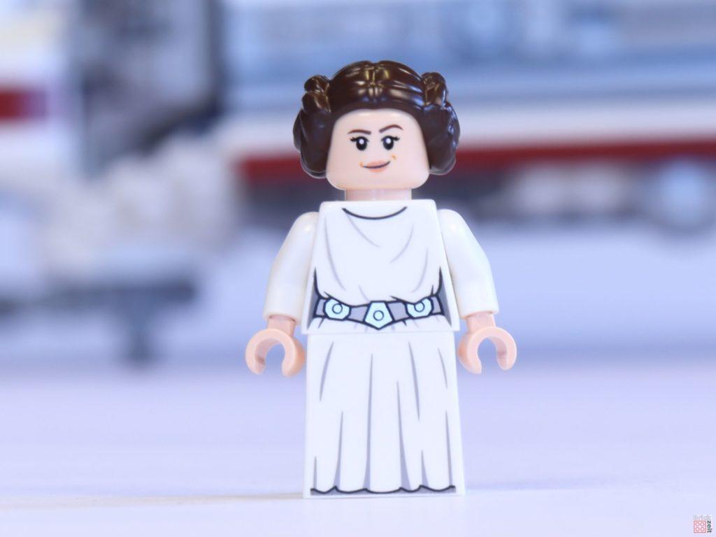 LEGO® 75244 - Prinzessin Leia Organa mit Rock, Vorderseite | ©2019 Brickzeit