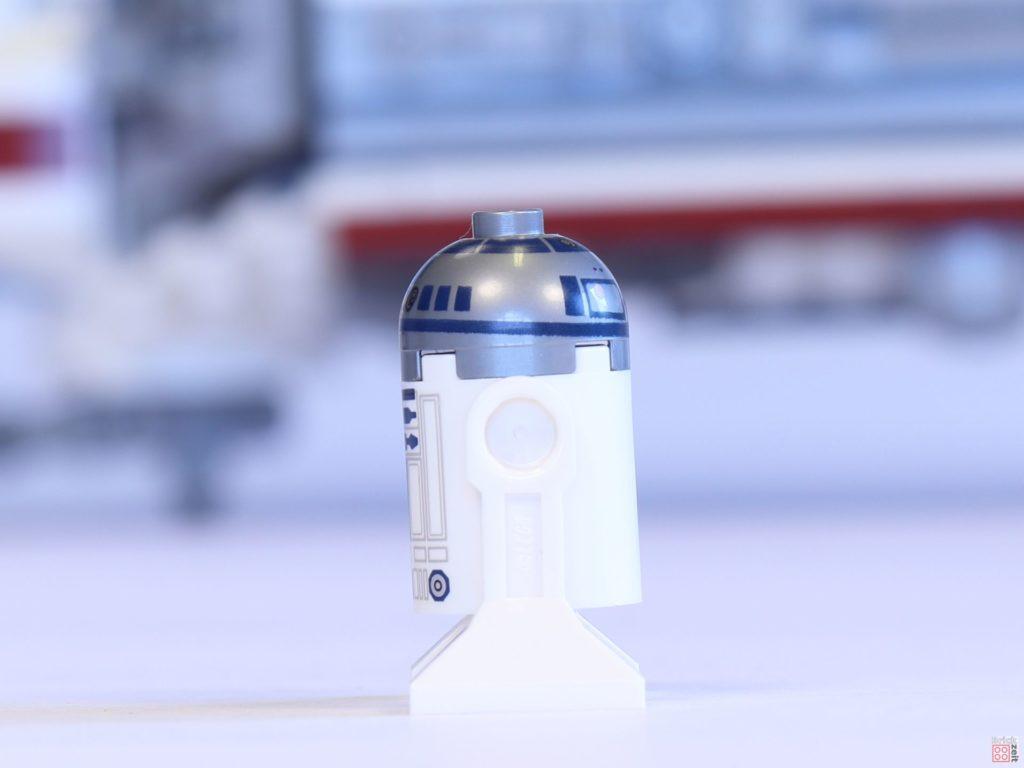 LEGO® 75244 - R2-D2, linke Seite | ©2019 Brickzeit