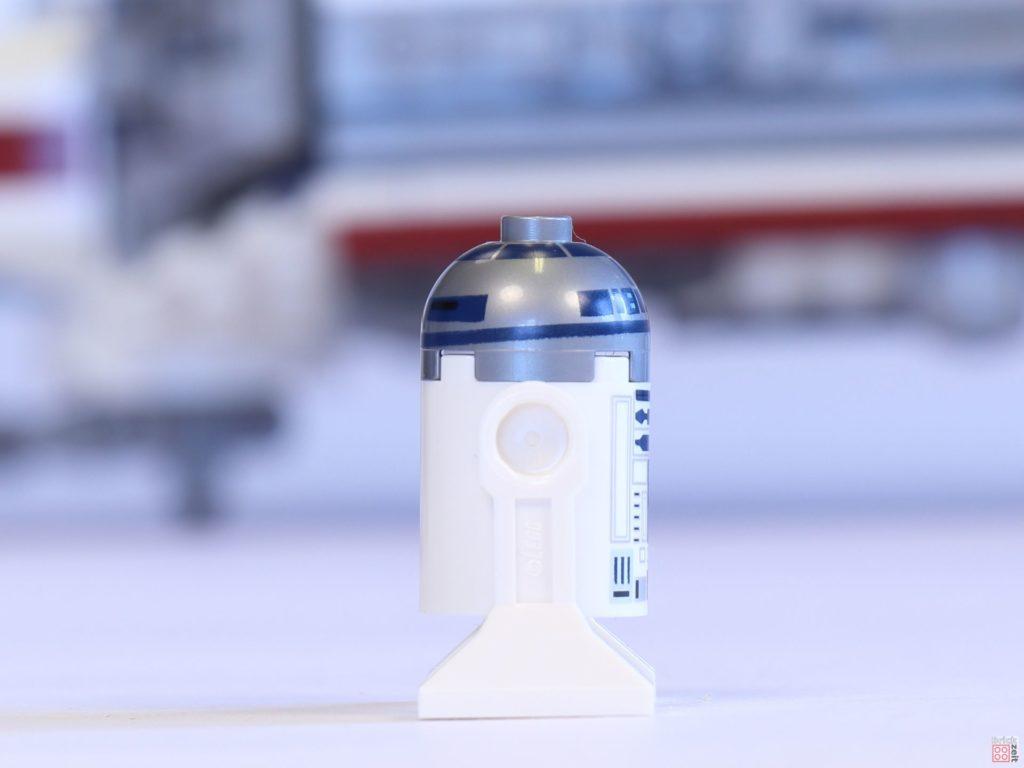 LEGO® 75244 - R2-D2, rechte Seite | ©2019 Brickzeit
