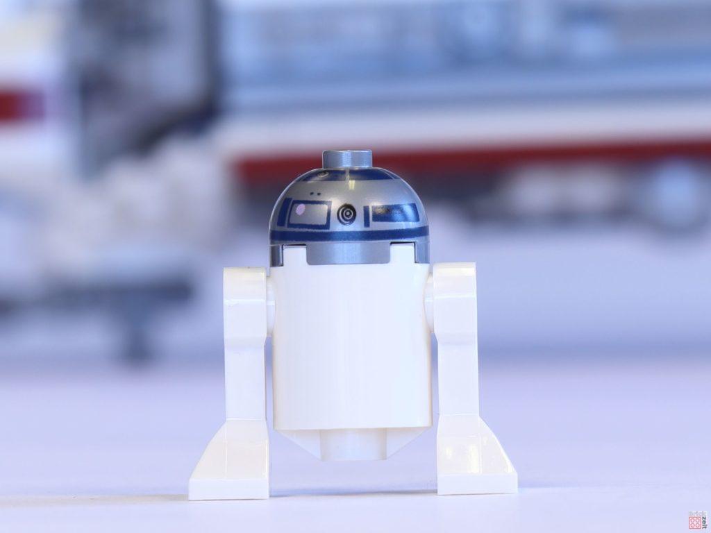 LEGO® 75244 - R2-D2, Rückseite | ©2019 Brickzeit