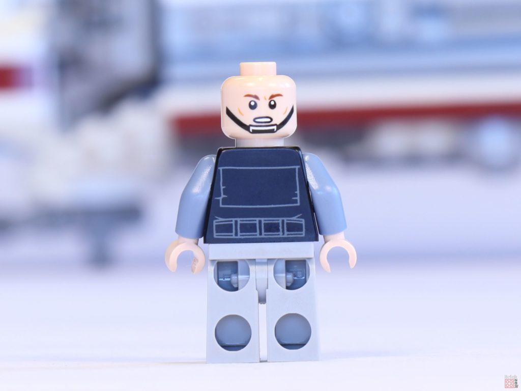 LEGO® 75244 - Rebellen Flotteninfantrist ohne Helm, Rückseite | ©2019 Brickzeit