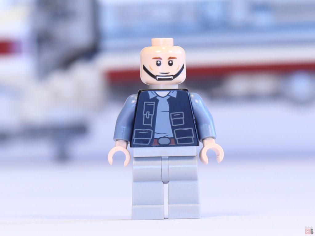 LEGO® 75244 - Rebellen Flotteninfantrist ohne Helm, Vorderseite | ©2019 Brickzeit