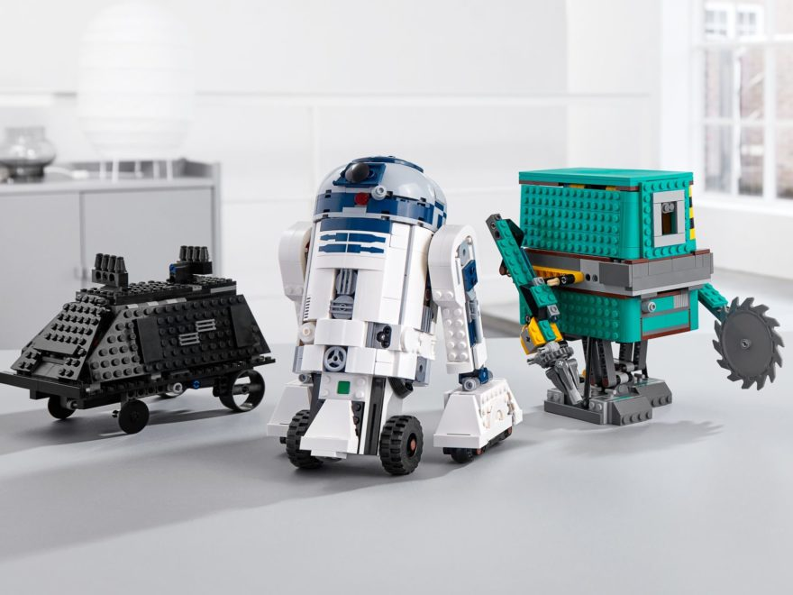 LEGO® Star Wars™ 75253 BOOST Droiden Kommandant - Titelbild | ©LEGO Gruppe