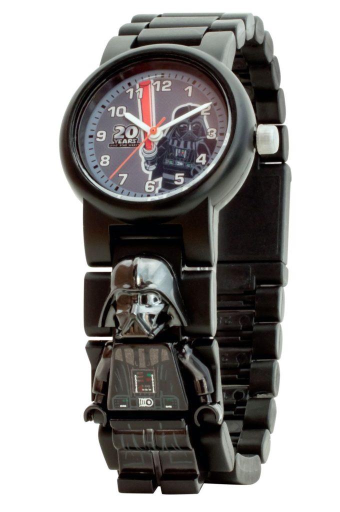 LEGO® Star Wars™ 5005823 Darth Vader Kinderarmbanduhr - Bild 3 | ©LEGO Gruppe