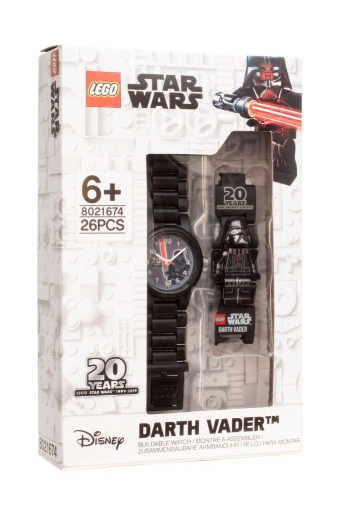 LEGO® Star Wars™ 5005823 Darth Vader Kinderarmbanduhr - Bild 1 | ©LEGO Gruppe