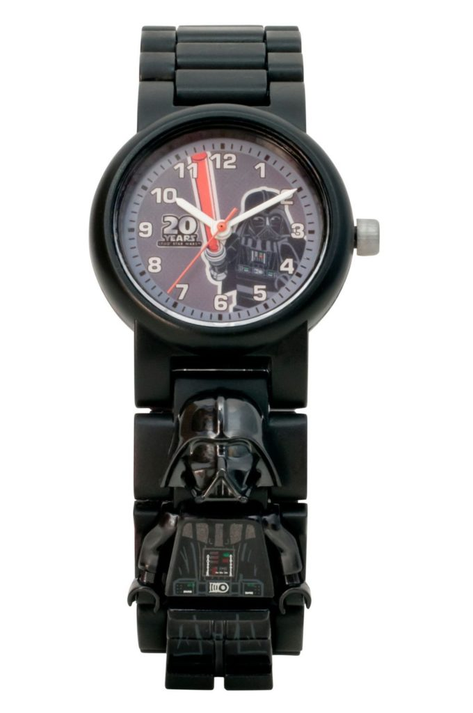 LEGO® Star Wars™ 5005823 Darth Vader Kinderarmbanduhr - Bild 2 | ©LEGO Gruppe