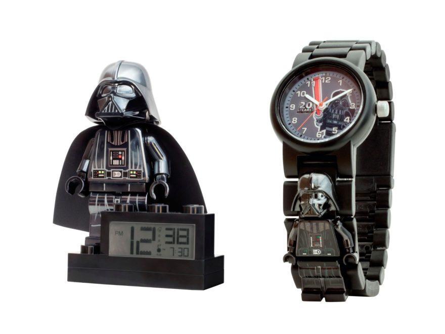 LEGO® Star Wars™ Wecker und Uhr zum 20. Jubiläum | ©LEGO Gruppe