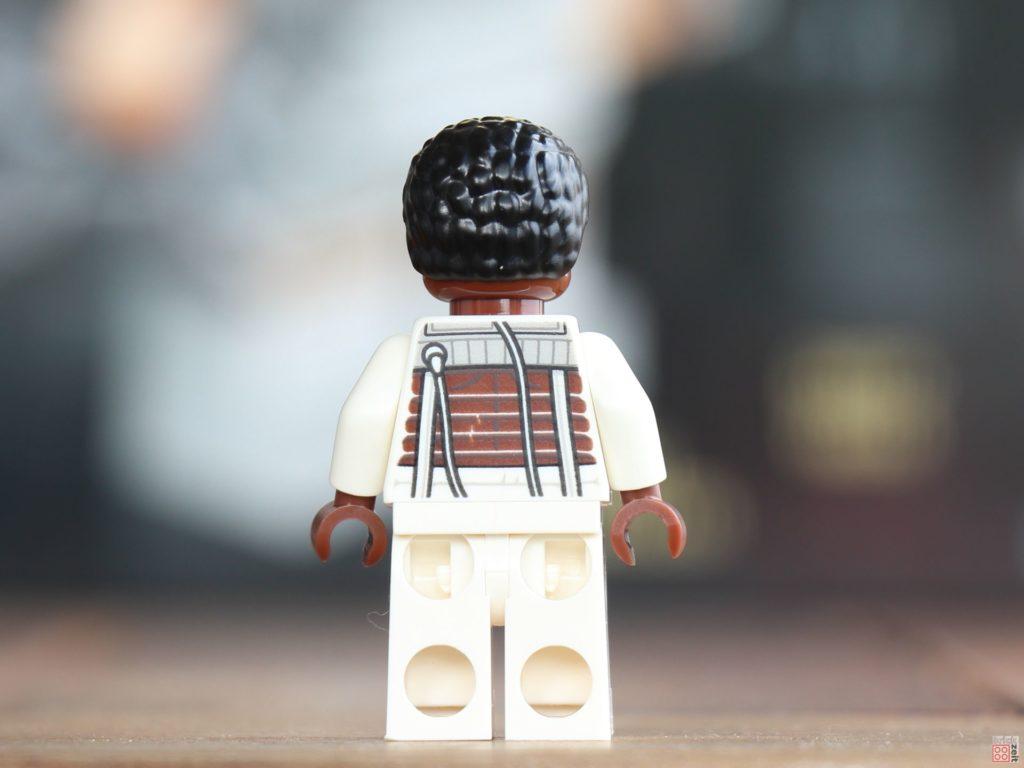 LEGO® Star Wars™ Lexikon 2019 - Finn im Bacta-Anzug, Rückseite | ©2019 Brickzeit