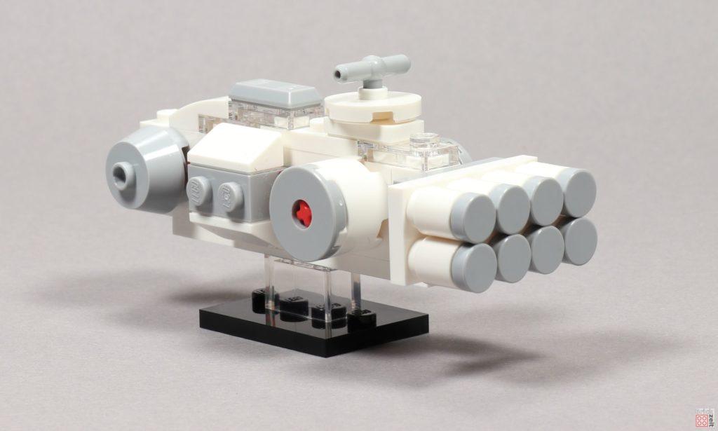 LEGO® Star Wars™ Mini Tantive IV - hinten, rechts | ©2019 Brickzeit
