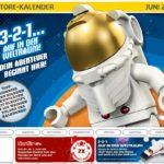 LEGO® Store Kalender Juni 2019 (DE) - Titelbild | ©LEGO Gruppe