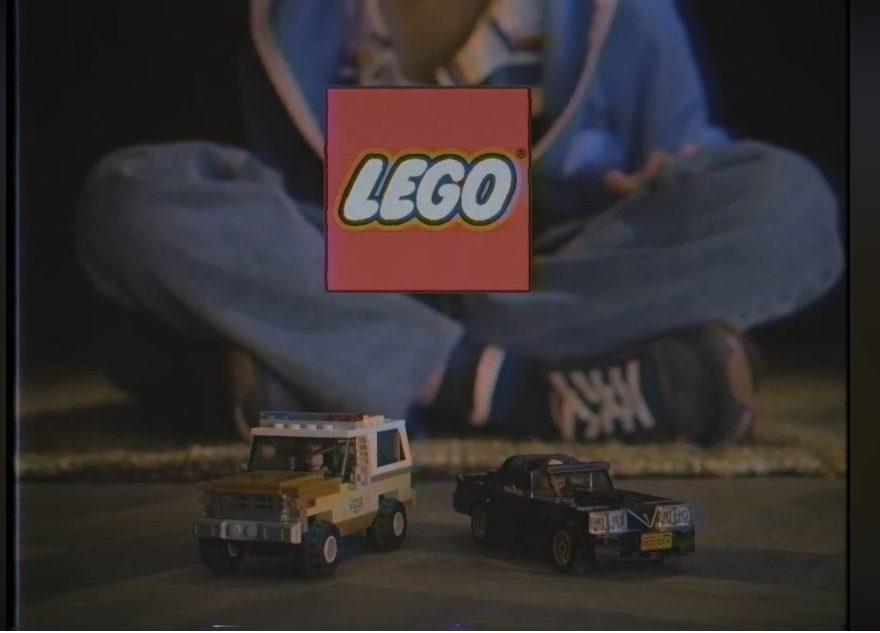 Komische Dinge geschehen bei LEGO - Titelbild | ©LEGO Gruppe