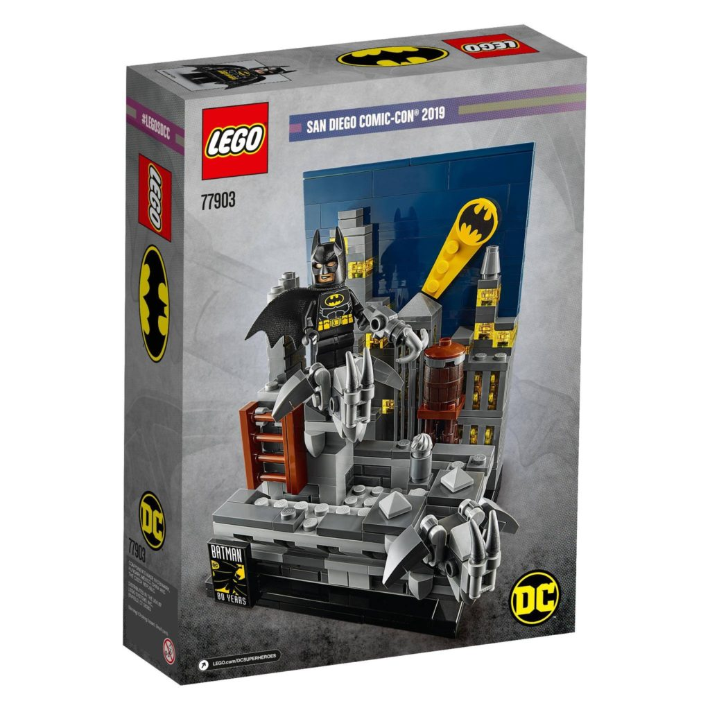 LEGO 77903 The Dark Knight of Gotham City - Bild 2 | ©LEGO Gruppe