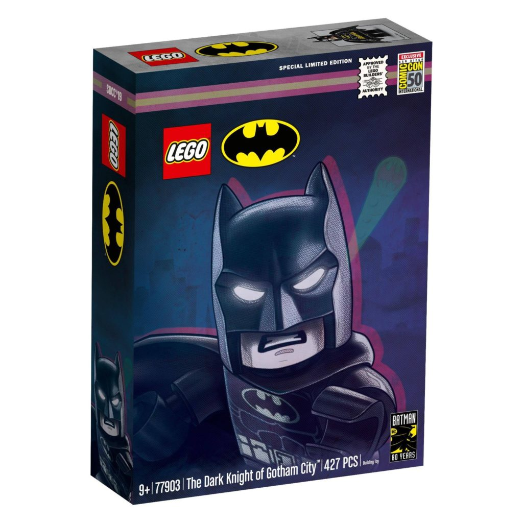 LEGO 77903 The Dark Knight of Gotham City - Bild 3 | ©LEGO Gruppe