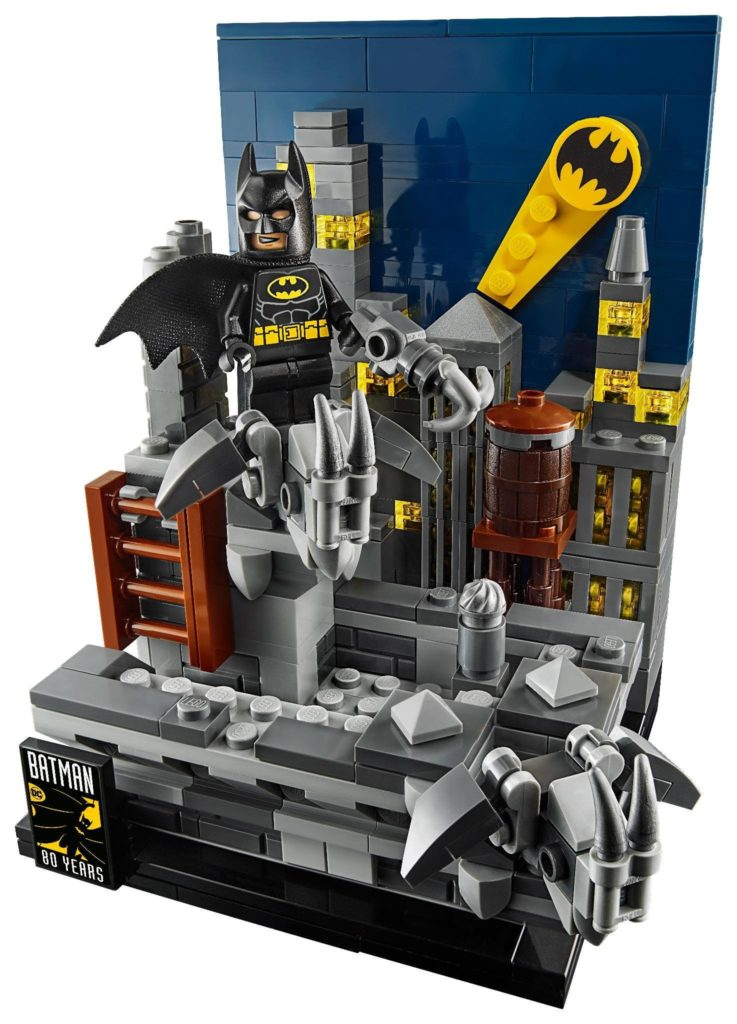LEGO 77903 The Dark Knight of Gotham City - Bild 4 | ©LEGO Gruppe