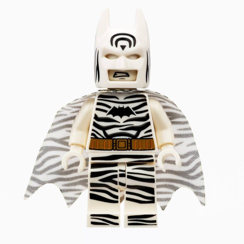 LEGO® DC Zebra Batman - Bild 1 | ©LEGO Gruppe