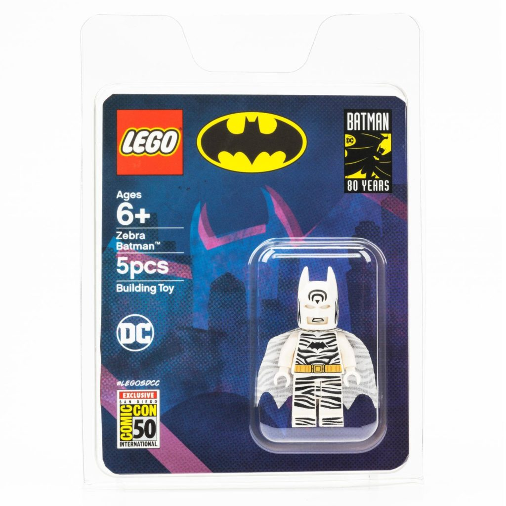 LEGO® DC Zebra Batman - Bild 2 | ©LEGO Gruppe