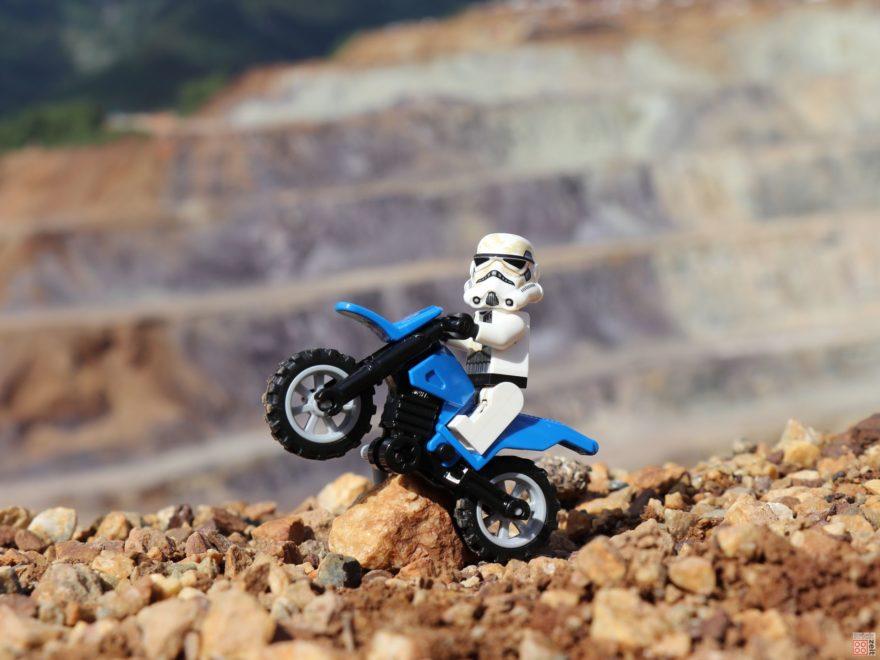 LEGO® beim Erzbergrodeo | ©2019 Brickzeit