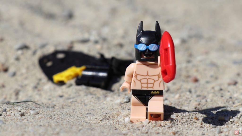 LEGO® Batman bei Baywatch | ©2019 Brickzeit
