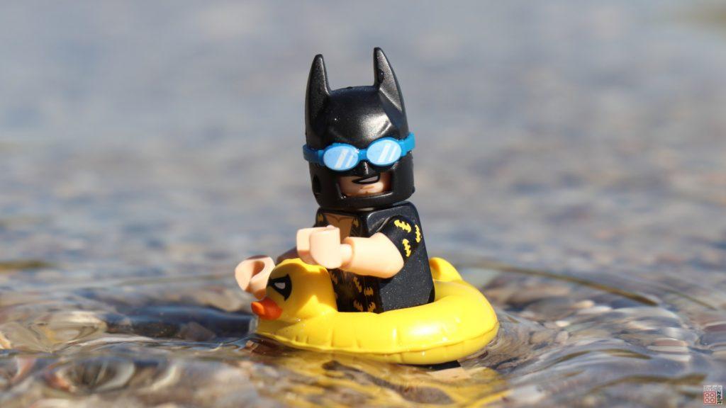 LEGO® Batman im kühlen Nass | ©2019 Brickzeit