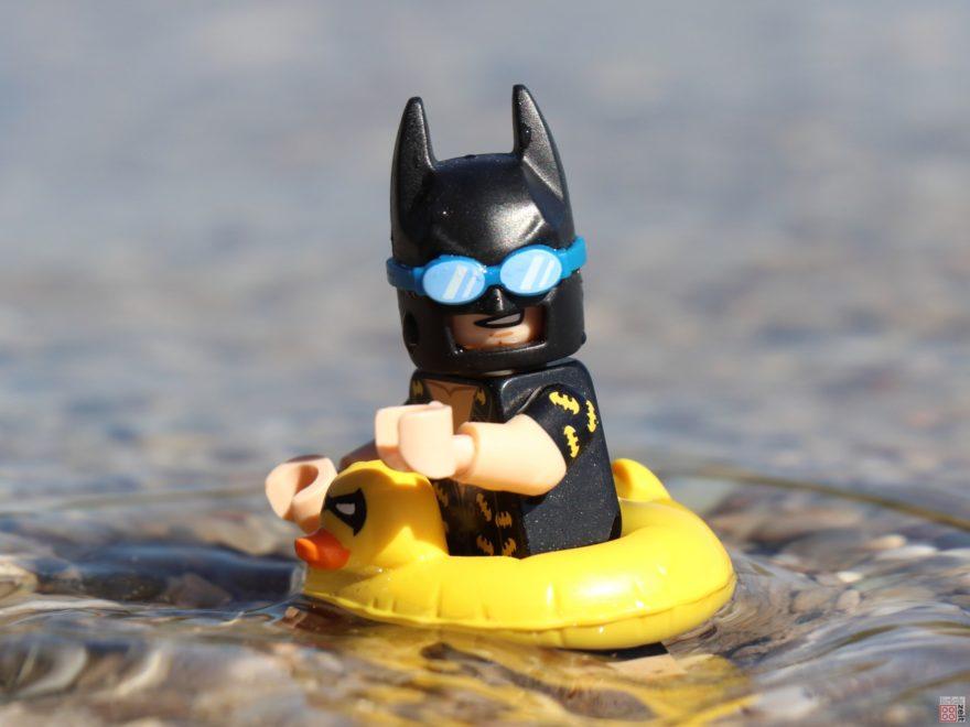 LEGO® Batman Badetag - Titelbild | ©2019 Brickzeit