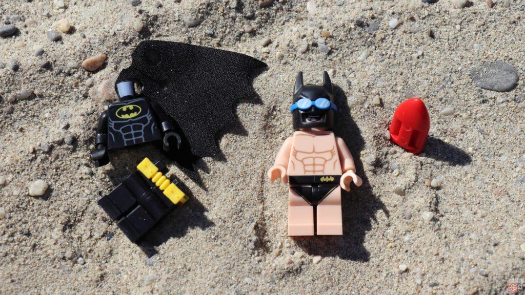 LEGO® Batman entspannt am Strand | ©2019 Brickzeit