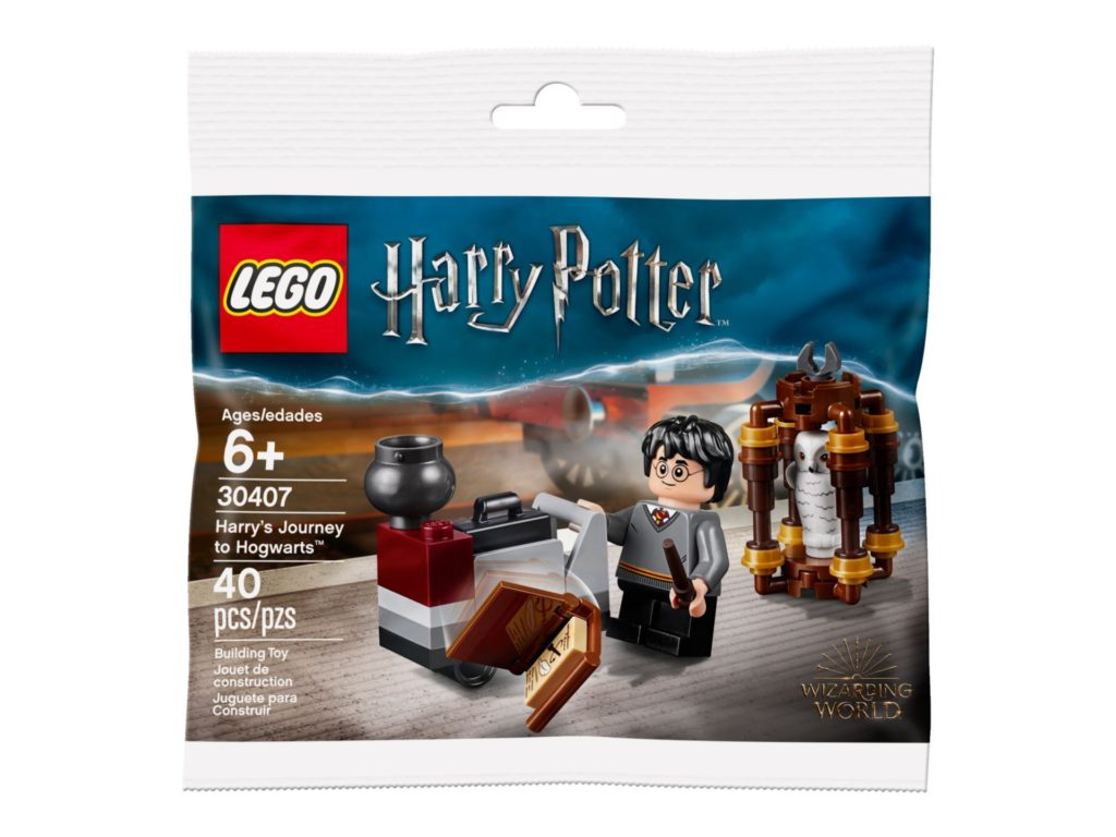 LEGO 30407 Harrys Reise nach Hogwarts | ®LEGO Gruppe