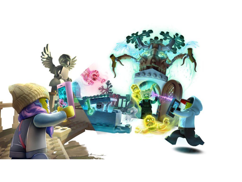 LEGO® Hidden Side 70420 Graveyard Mystery | ®LEGO Gruppe