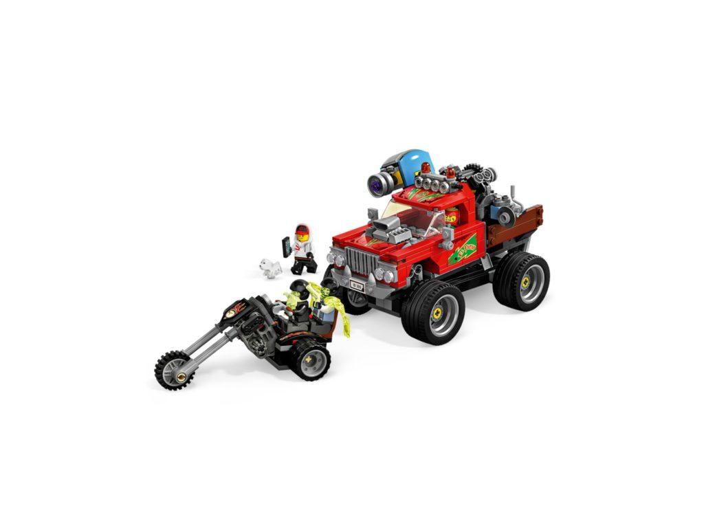 LEGO® Hidden Side 70421 El Fuego's Stunt Truck | ©LEGO Gruppe