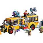 LEGO® Hidden Side 70423 Paranormal Intercept Bus 3000 | ©LEGO Gruppe