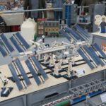 International Space Station von XCLD auf der Bricking Bavaria | ©2018 Brickzeit