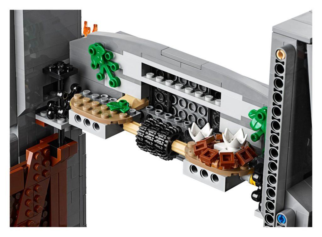 LEGO® 75936 - Eingangstor Jurassic Park, Winde | ©LEGO Gruppe