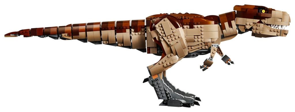 LEGO® 75936 - T.Rex in voller Länge | ©LEGO Gruppe