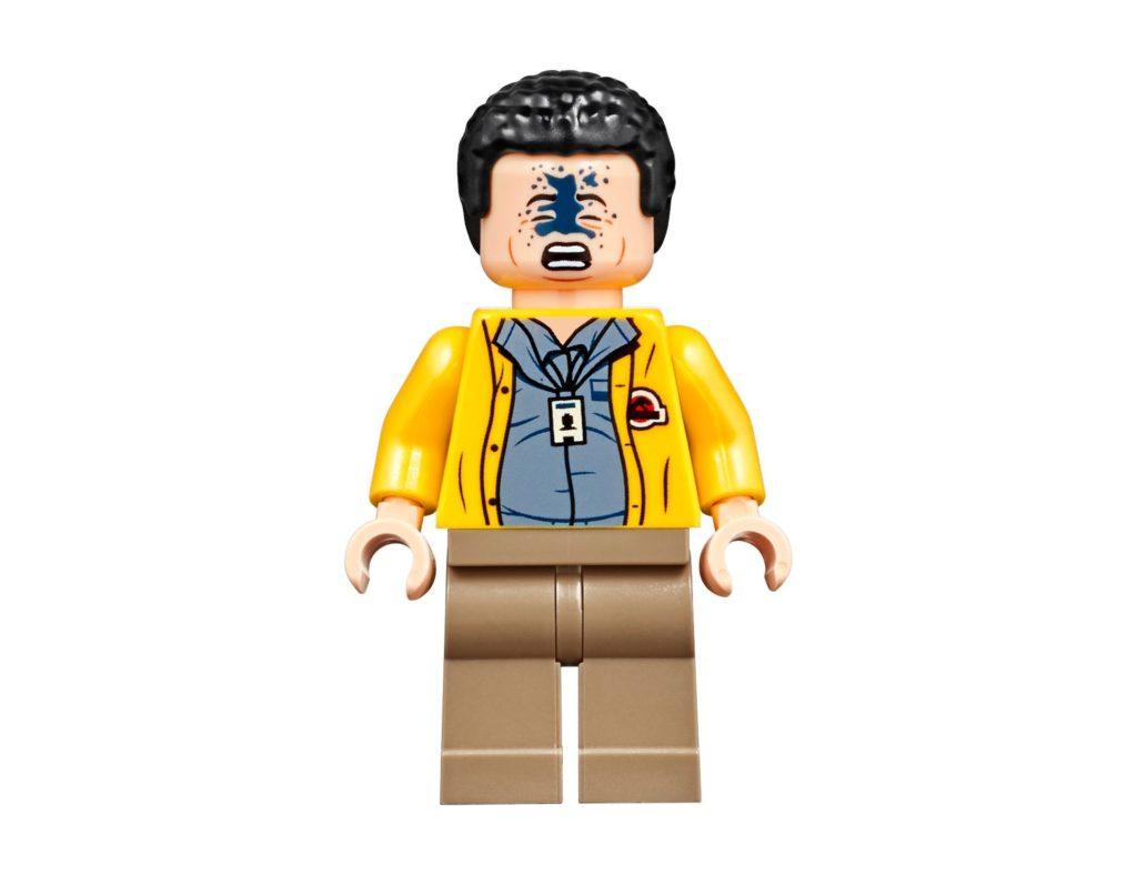 LEGO® 75936 - Dennis Nedry | ©LEGO Gruppe