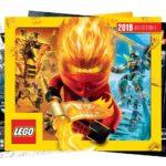 LEGO Katalog 2. Halbjahr 2019 - Titelbild