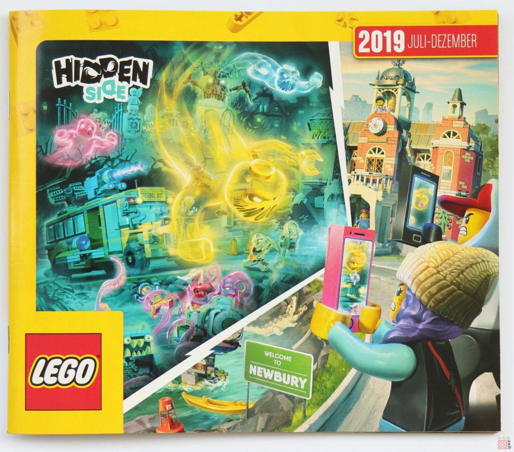 LEGO Katalog 2. Halbjahr 2019 Deutschland - Cover